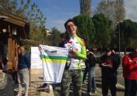 Erika Gianni campionessa regionale ciclocross 2014
