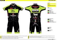 Nuova divisa estiva 2015 Team BikeXP